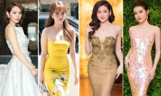 Ai xứng danh 'Nữ hoàng thảm đỏ' showbiz Việt tuần qua? (P37)