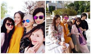 5 bà vợ của Vi Tiểu Bảo phim 'Lộc Đỉnh Ký 1998' lại hội ngộ cùng nhau