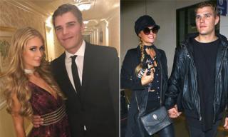 Paris Hilton công khai yêu 'phi công trẻ'