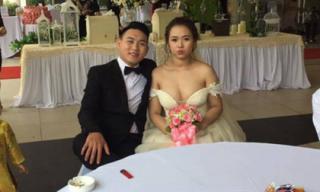 Những cô dâu khiến hai họ 'ngượng chín mặt'