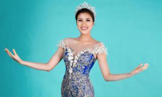 Sau khi thi chui, Nguyễn Thị Thành được mời vào vị trí Giám đốc quốc gia của một cuộc thi sắc đẹp