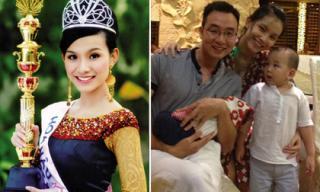 Sau 9 năm mất tích, cuộc sống Hoa hậu Hoàn vũ Việt Nam 2008 Thuỳ Lâm ra sao?