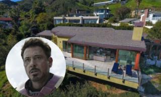 'Người sắt' Robert Downey Jr tậu nhà gần 80 tỷ bên bờ biển ở Malibu