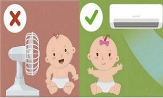 7 nguyên tắc bố mẹ cần tuân thủ để trẻ không bị ốm trong những ngày nắng nóng và thời tiết thay đổi