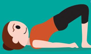 5 bài tập khó tin giúp cơ thể đẹp từ đầu đến ngón chân chỉ trong 4 tuần