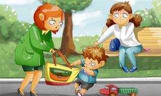 Những thói xấu của con bắt nguồn từ chính cha mẹ