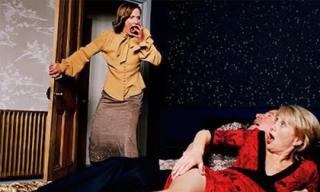 Thấy chồng ve vãn gái, vợ định 'xù lông' nhưng bị chặn họng chỉ với một câu nói