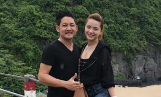 Hải Băng hạnh phúc đi du lịch cùng bạn trai