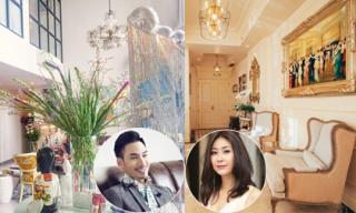 Đọ nhà triệu đô đẹp mê hồn của Hà Kiều Anh và Lý Quí Khánh