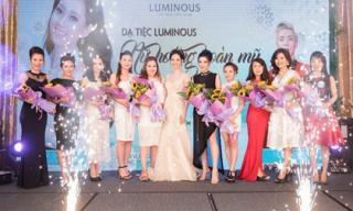 Mới ra mắt 6 tháng, Luminous đã mở hội không thể hoành tráng hơn!