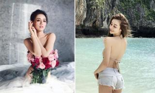 Hot girl và hot boy Việt 20/6/2017: Khánh Linh thừa nhận có phẫu thuật thẩm mỹ, Mlee nóng bỏng ở Thái Lan