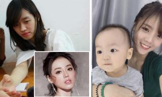 Hot girl và hot boy Việt 21/6/2017: Nhan sắc chưa 'dao kéo' của Khánh Linh, Lâm Á Hân bị nhầm là gái chưa 18 tuổi