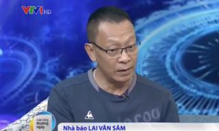 Nhà báo Lại Văn Sâm lần đầu lên tiếng về việc nghỉ hưu, rời VTV