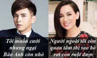 Phát ngôn 'giật tanh tách' của sao Việt tuần qua (P156)