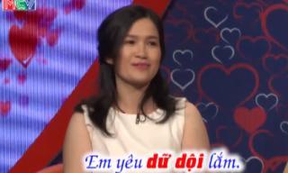 Cô nàng thích đi 'cua' trai, muốn hẹn hò đàn ông có vợ khiến Quyền Linh - Cát Tường bất ngờ