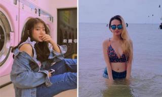 Hot girl và hot boy Việt 23/6/2017: Mẫn Tiên xinh đẹp ở Nhật Bản, Xuân Nghi khoe eo thon trên biển