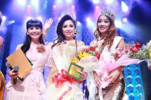 Mai Thanh Thúy đăng quang Hoa hậu Phụ nữ người Việt thế giới