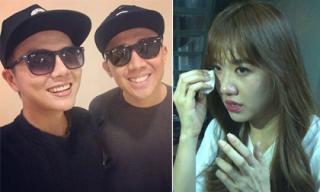 Duy Khánh đăng status lạ khi Hari Won bị ném đá vì phát ngôn 'phụ nữ Việt lấy chồng Hàn vì tiền'