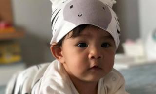 Phạm Quỳnh Anh khoe ảnh cận mặt xinh xắn của con gái thứ hai