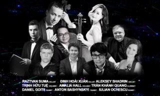 CELLO Fundamento concert 2: Đồng hành cùng BTC CHAM VIETNAM là các đơn vị 'vàng'