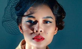 Giang Hồng Ngọc biến hóa với phong cách retro trong bộ hình mới