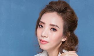 'Hoa hậu hài' Thu Trang khoe nhan sắc rạng rỡ, tươi trẻ