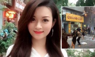 """Cuộc sống thay đổi của hot girl Hà thành dùng """"xu chiêng"""" thoát khỏi đám cháy sau 1 năm"""