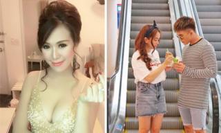 Hot girl và hot boy Việt 17/8/2017: Mai Thỏ khoe vòng một căng đầy, Will ga lăng khi đi mua đồ cho bạn gái