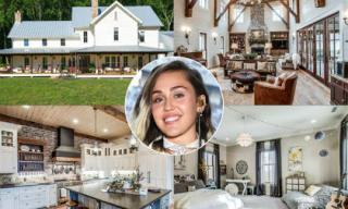 Miley Cyrus chi 132 tỷ đồng mua trang trại rộng 13ha ở quê nhà