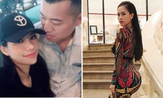 Hot girl và hot boy Việt 18/8/2017: Phản ứng của Lưu Đê Ly khi bạn trai bị tố cặp bồ, chị dâu Bảo Thy khoe vòng ba khủng