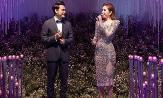 Bảo Thy tái ngộ Quang Vinh với hit đình đám một thời trong đám cưới anh trai
