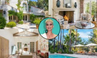 Katy Perry bán biệt thự hơn 200 tỷ đồng tại Los Angeles