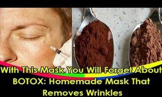 Tiêm botox căng da làm gì, chỉ nhờ nguyên liệu này bạn vẫn có thể xóa nếp nhăn nhanh gọn