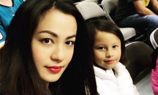 Ngọc Thúy khoe con gái có năng khiếu bẩm sinh và hướng dẫn các mẹ cách test