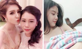 Hot girl và hot boy ngày 13/10/2017: Lilly Luta nhí nhảnh bên mẹ, Lâm Á Hân lần đầu xuất hiện sau sinh