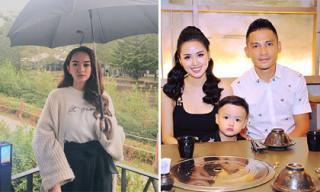 Hot girl và hot boy ngày 14/10/2017: Kaity Nguyễn được mời làm host chương trình ở Hàn Quốc, Tâm Tít hạnh phúc bên chồng con