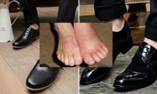 Đừng đi giày mà không đi tất vì nó nguy hiểm hơn bạn nghĩ
