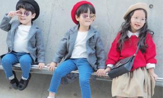 Tuần lễ thời trang Seoul: Các nhóc tỳ chất lừ khiến ai cũng mê mẩn