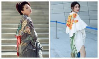 Diễm My 9x gây bất ngờ khi lần đầu tiên dự Seoul Fashion Week Xuân 2018