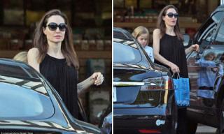 Angelina Jolie xuất hiện rạng rỡ sau khi thừa nhận từng bị 'ông trùm Hollywood' quấy rối