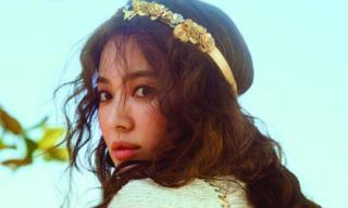Song Hye Kyo đẹp tựa nữ thần trong bộ ảnh chụp trước khi lên xe hoa với Song Joong Ki