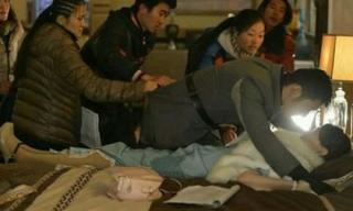 'Ngã ngửa' với sự thật đằng sau các cảnh quay hot của phim Hoa - Hàn