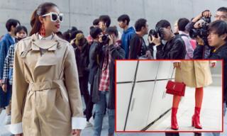 Đây mới là Hoa hậu Phạm Hương mà triệu fan Việt muốn thấy ở Seoul Fashion Week