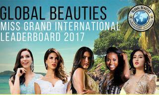 Huyền My được dự đoán trở thành Á hậu Miss Grand International 2017