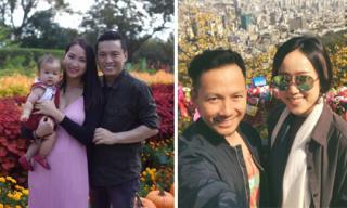 Tin sao Việt ngày 23/10/2017: Lam Trường hạnh phúc bên vợ con, Tiến Đạt thân thiết với gái đẹp ở Hàn Quốc