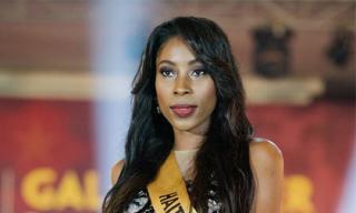 Người đẹp Haiti phải mượn tiền, nhờ bạn bè mang thức ăn nuôi mẹ bị ung thư để đến với cuộc thi Hoa hậu Hòa bình Quốc tế 2017
