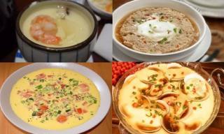 Bốn cách làm món trứng hấp tại nhà cực đơn giản lại ngon miệng