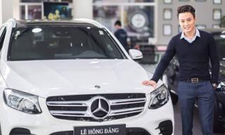 Diễn viên Hồng Đăng tậu xế hộp có giá hơn 2,1 tỷ đồng