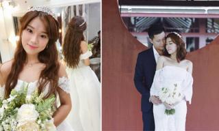 Hot girl và hot boy ngày 23/11/2017: Hoàng Yến Chibi công bố lấy chồng, Yumi Dương khoe ảnh cưới giản dị