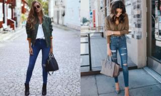 Cần bỏ qua 5 lỗi này nếu muốn diện skinny jean đẹp